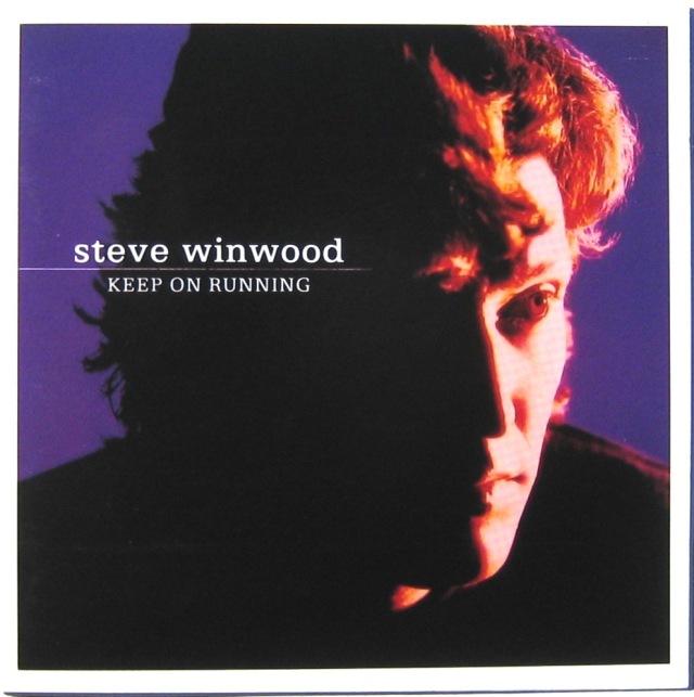 Steve Linwood Keep on Running CD
