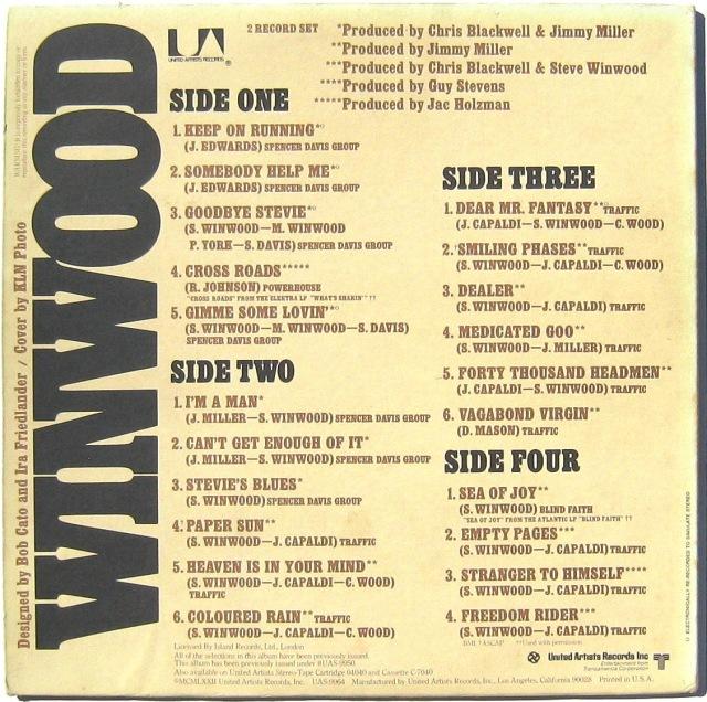 Winwood UA comp, back