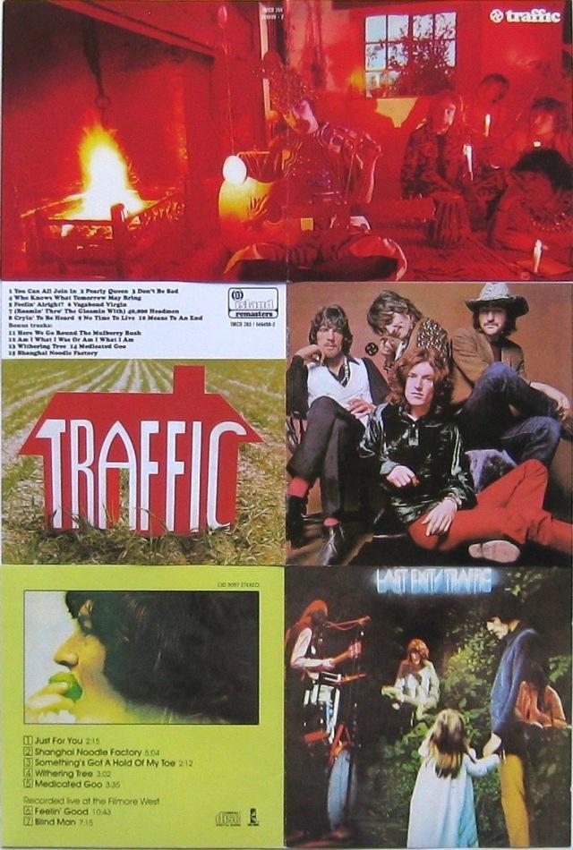Traffic Linwood Mr Fantasy Last Exit