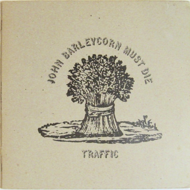 Traffic John Barleycorn LP