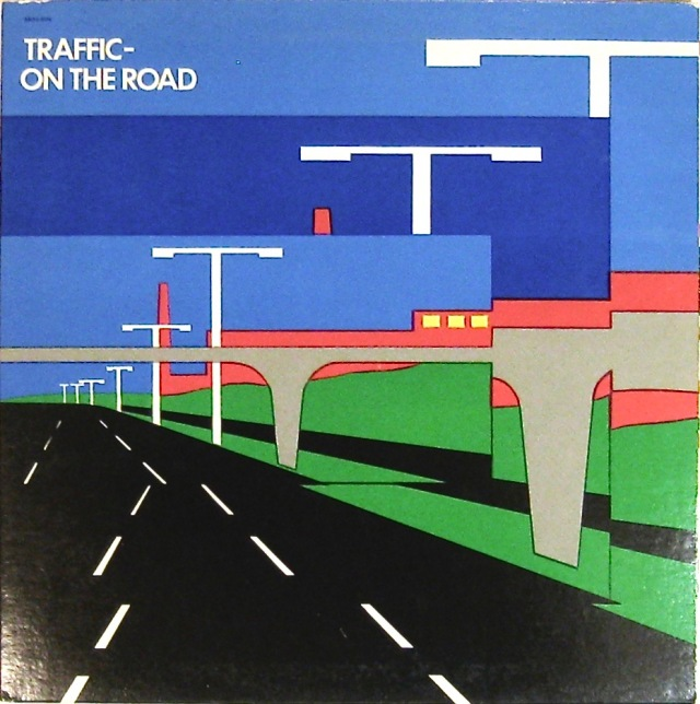 Traffic - On the Road LP