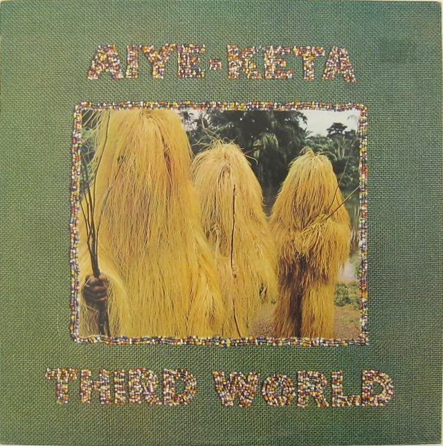 Aiye-Keta - Third World LP
