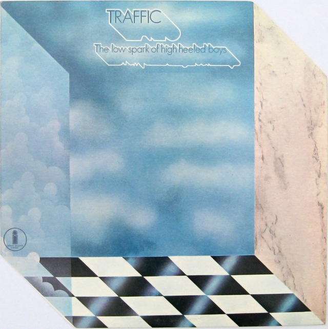 Traffic - Low Spark of High Heeled Boys LP