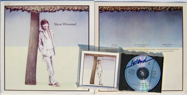 Steve Winwood 1977 album