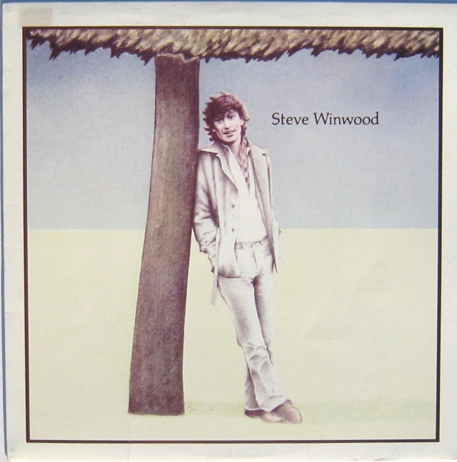 Steve Winwood Steve Winwood 1977