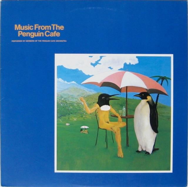 Penguin Cafe Orchestra LP
