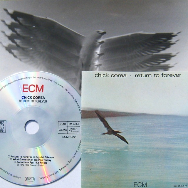 Chick Corea Return to Forever CD