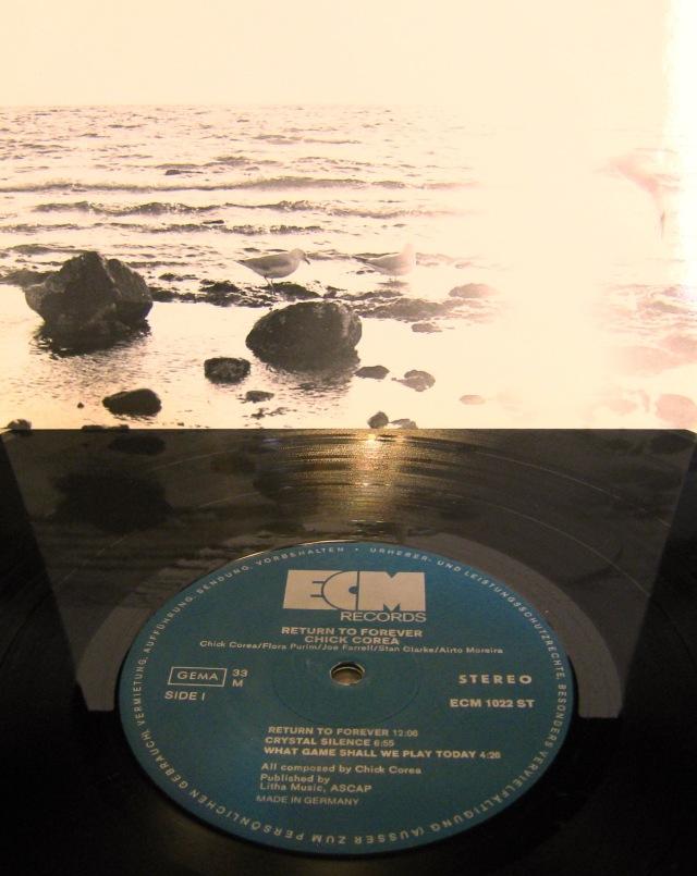 Return to Forever LP