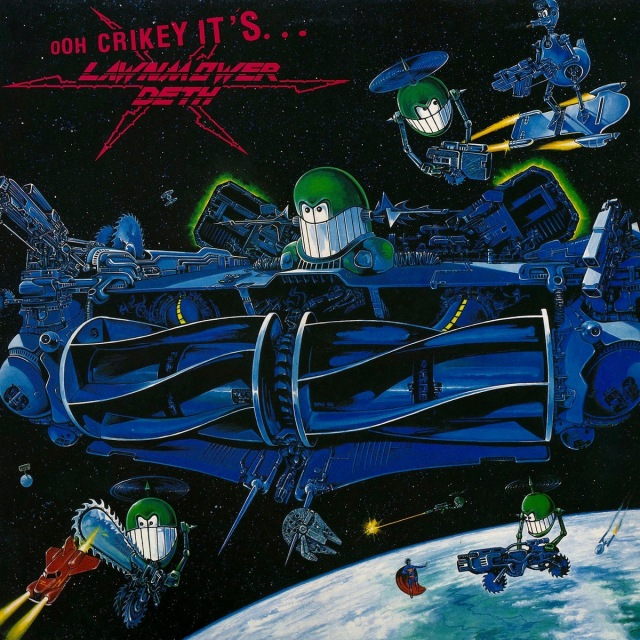 Lawnmower Deth