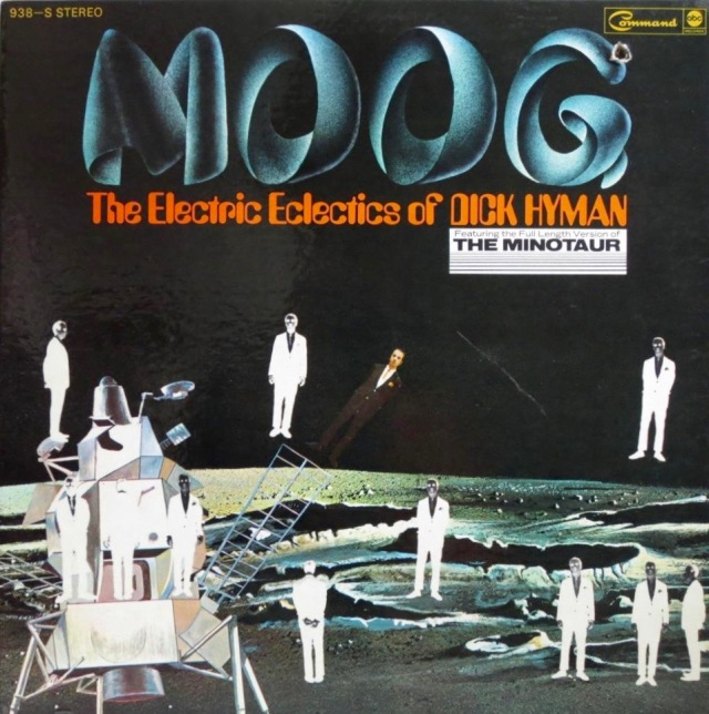 Hyman, Dick Moog