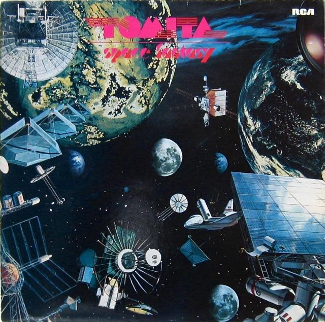 Tomita - Space Od