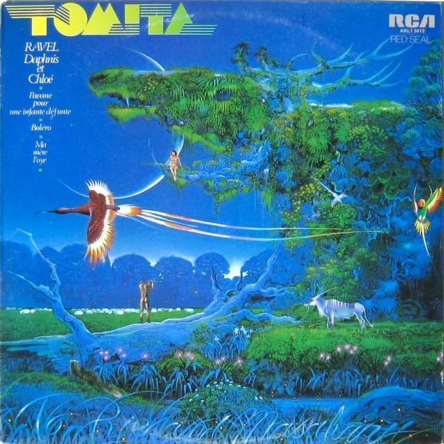 Tomita - Daphnis