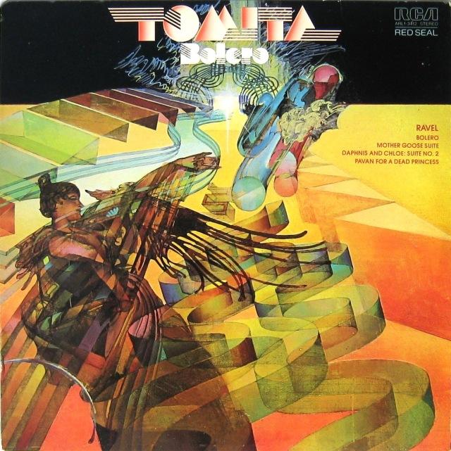 Tomita - Bolero