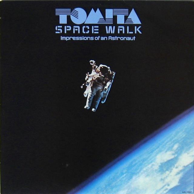 Tomita - Space Walk