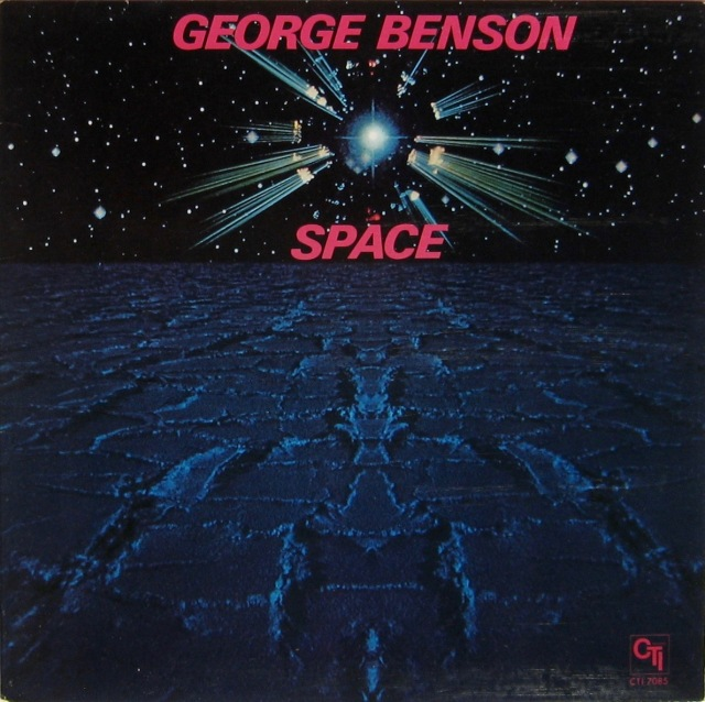 George Benson Space LP