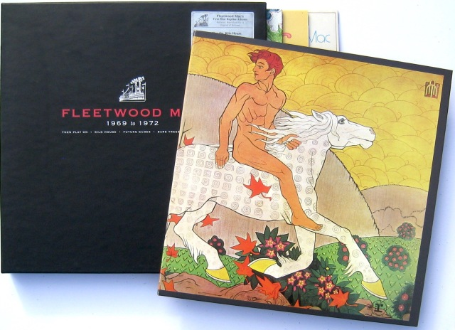 Fleetwood Mac 70s re-issue LPs