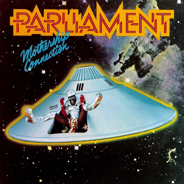 Parliament mothership