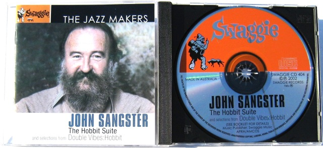 Sangster Hobbit CD