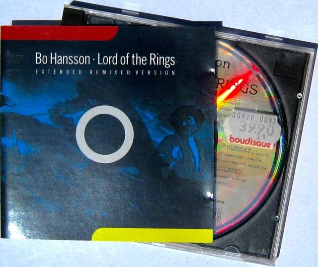 Hannson LOTR + CD