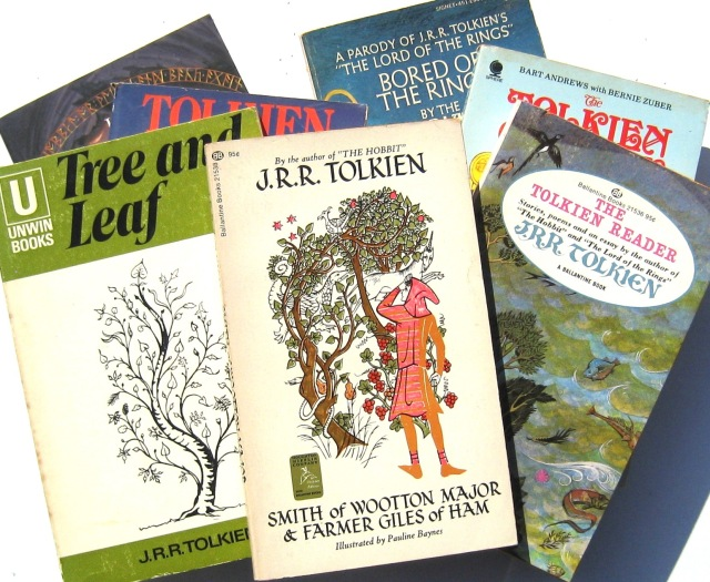 Tolkien Other books