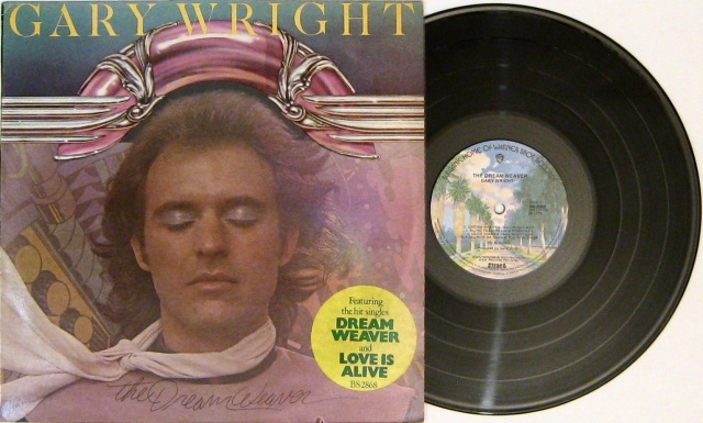 Gary Wright - Dream Weaver LP