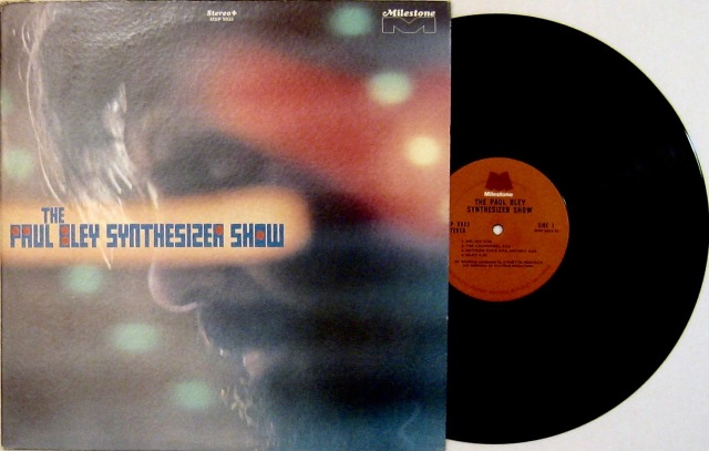 Paul Bley - Synthesiser Show LP