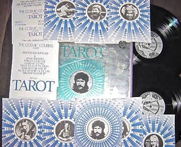 Walter Wegmuller Tarot LPs