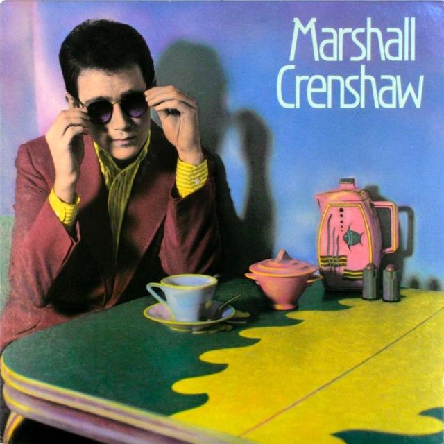 Marshall Crenshaw 80s