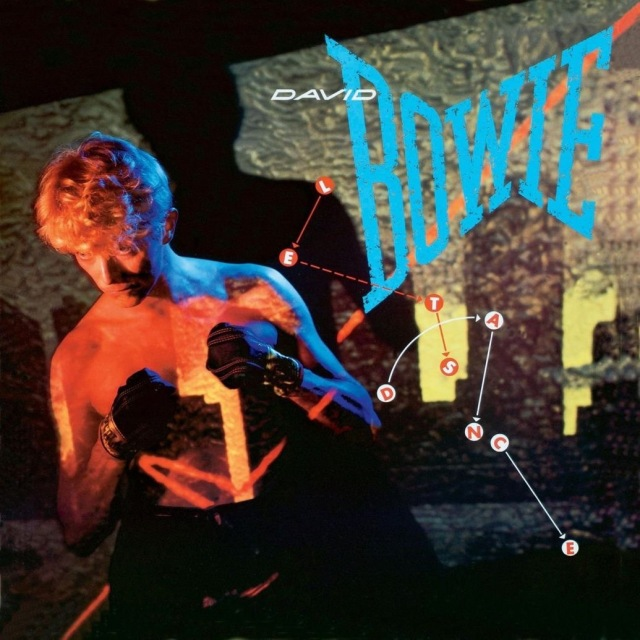 Bowie Lets Dance 80s
