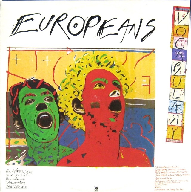 Europeans 80s