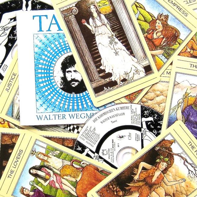 Tarot - Walter Wegmuller