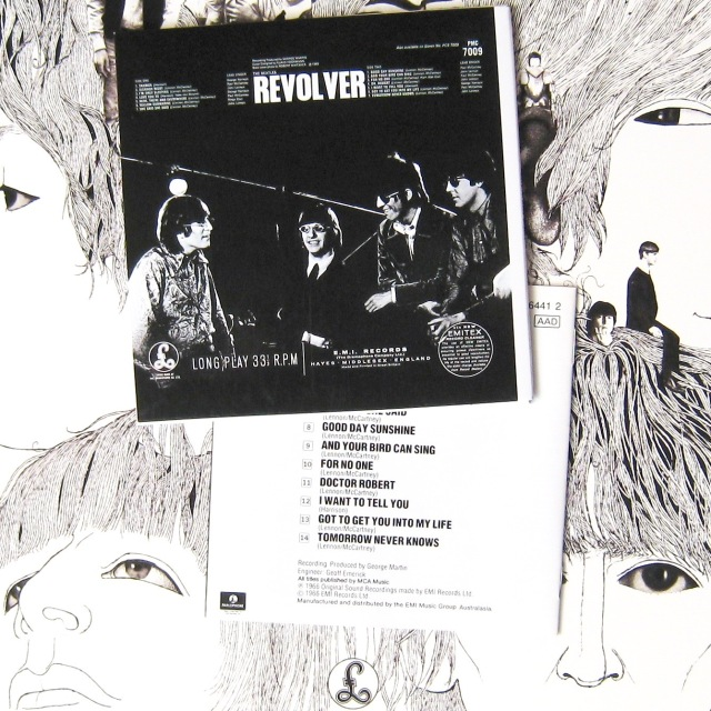 Revolver Side Two