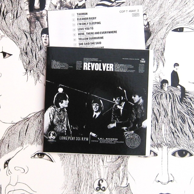 Beatles Revolver Side One