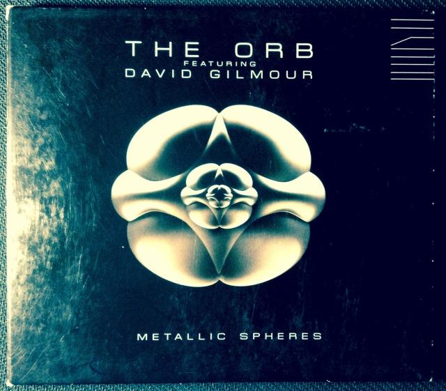 The Orb - Metallic Spheres