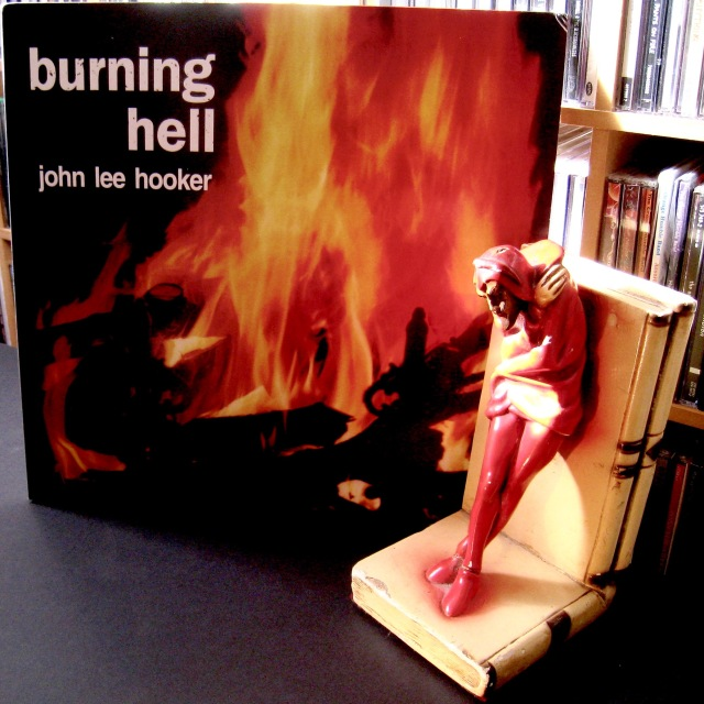 John Lee Hooker Burning Hell