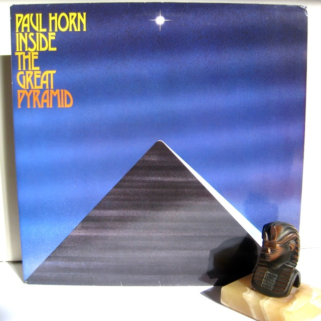 Paul Horn Great Pyramid
