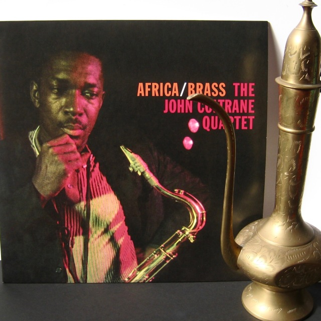 Coltrane Africa/Brass