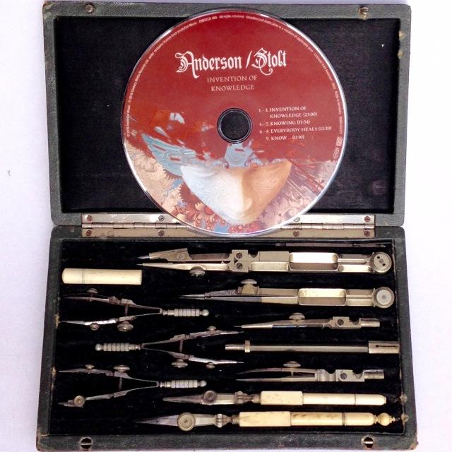 Anderson Stolt antique Instruments