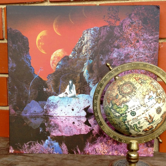 Earth - Primitive and Deadly LP