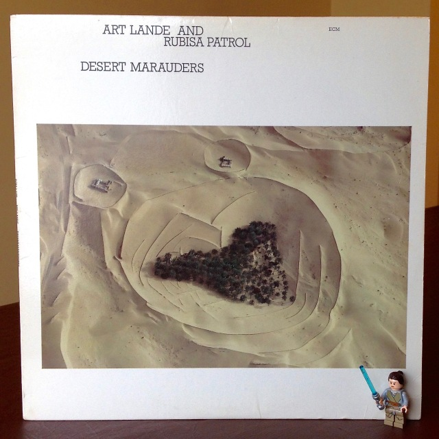 Art Lande - Desert Marauders