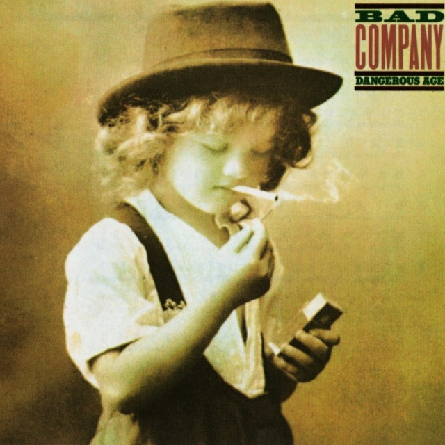 "Bad Company ""Dangerous Age"" [Atlantic 1988]"