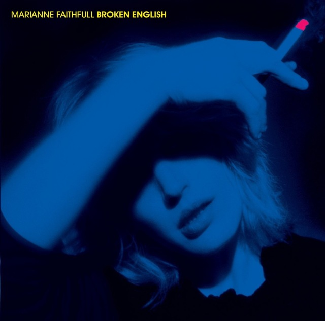 "Marianne Faithful ""Broken English"" [Island 1979]"