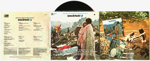 Woodstock - the album