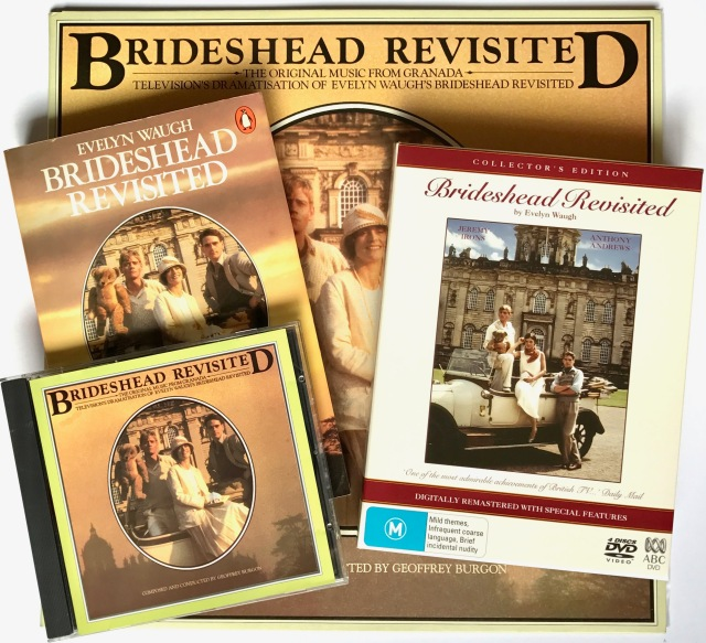 Brideshead Revisited music