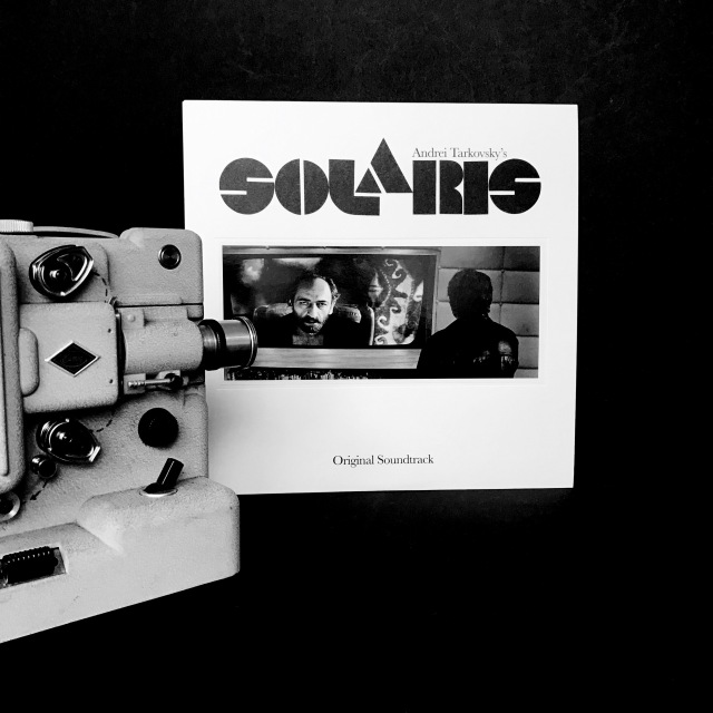 Solaris with projector