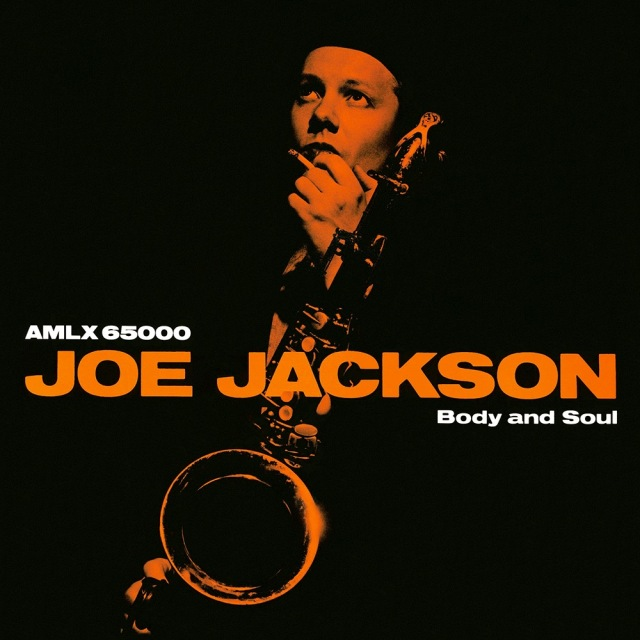 "Joe Jackson ""Body and Soul"" [A&M Records 1984]"