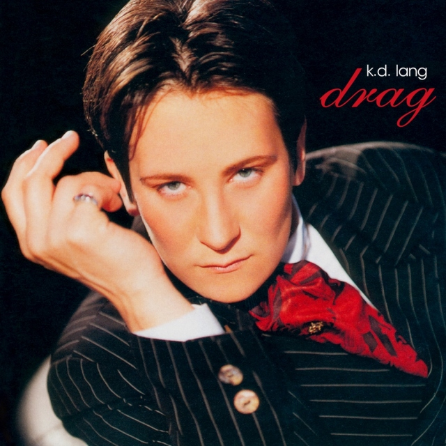 "kd lang ""Drag"" [Warner Bros 1997]"