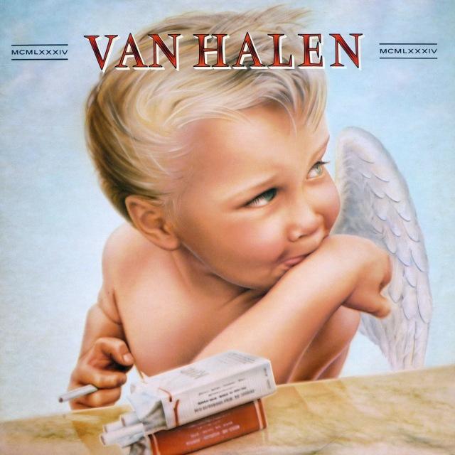 """Van Halen """"1984"""" [Warner Brothers 1984]"""