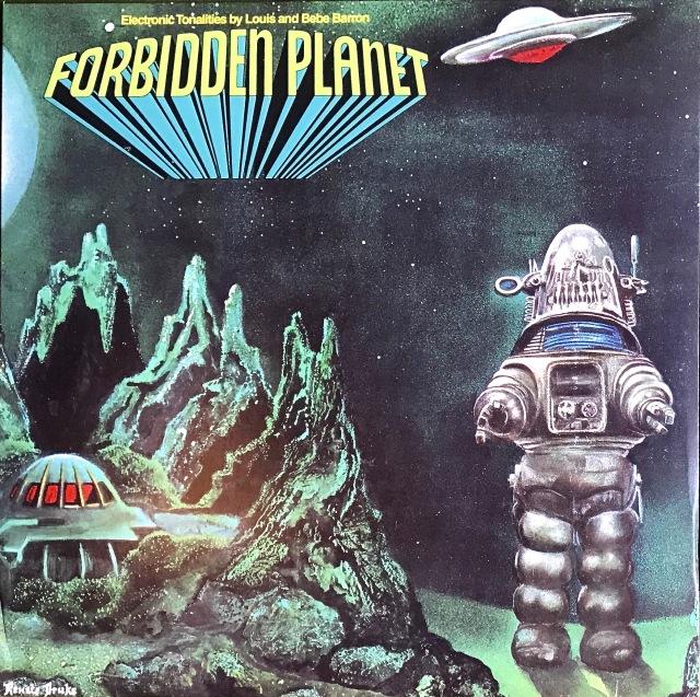 Forbidden Planet LP