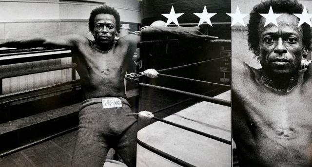 Miles Davis Jack Johnson boxer